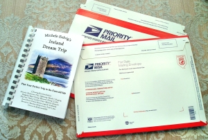 Priority Postage Ireland Dream Trip