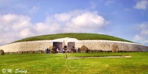 Newgrange at Bru na Boinne