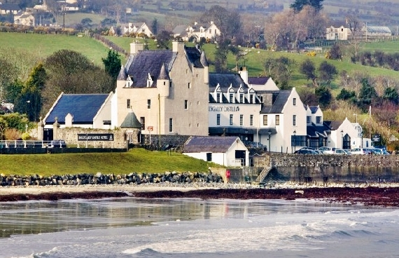Ballygally Castle Hotel Rooms