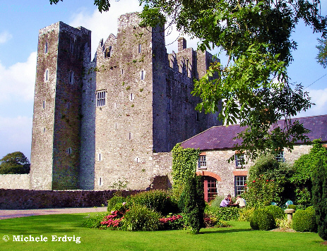 Barryscourt Castle