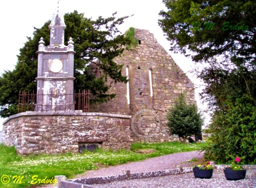 Aghadoe Church