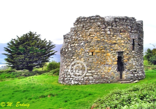 Aghadoe Tower
