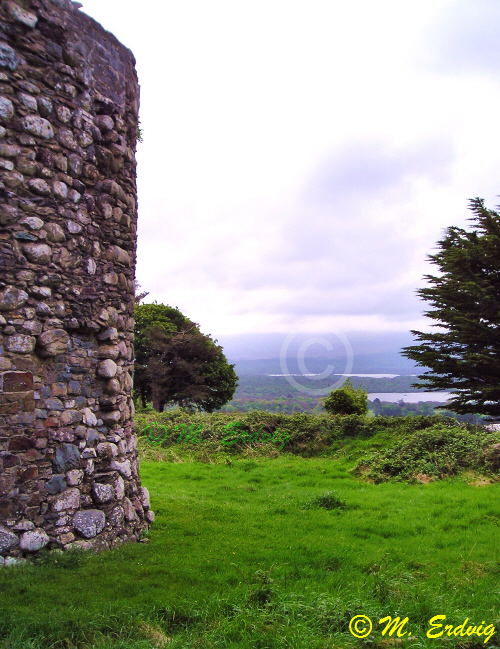 Aghadoe Tower Side
