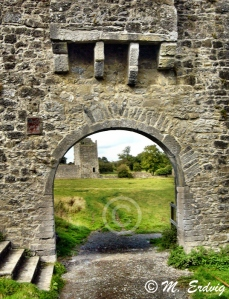 Kells Priory Archway