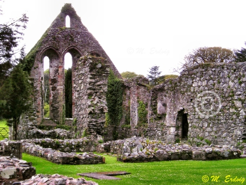 Grey Abbey Ruin
