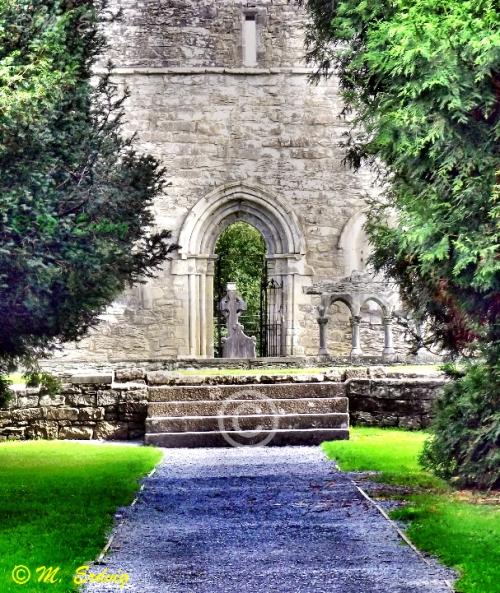 Cong Abbey, Co. Mayo