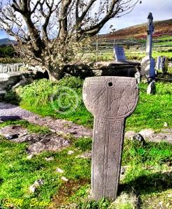 Kilmalkedar Sundial, Dingle Ireland
