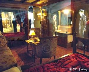 Titanic Cabin